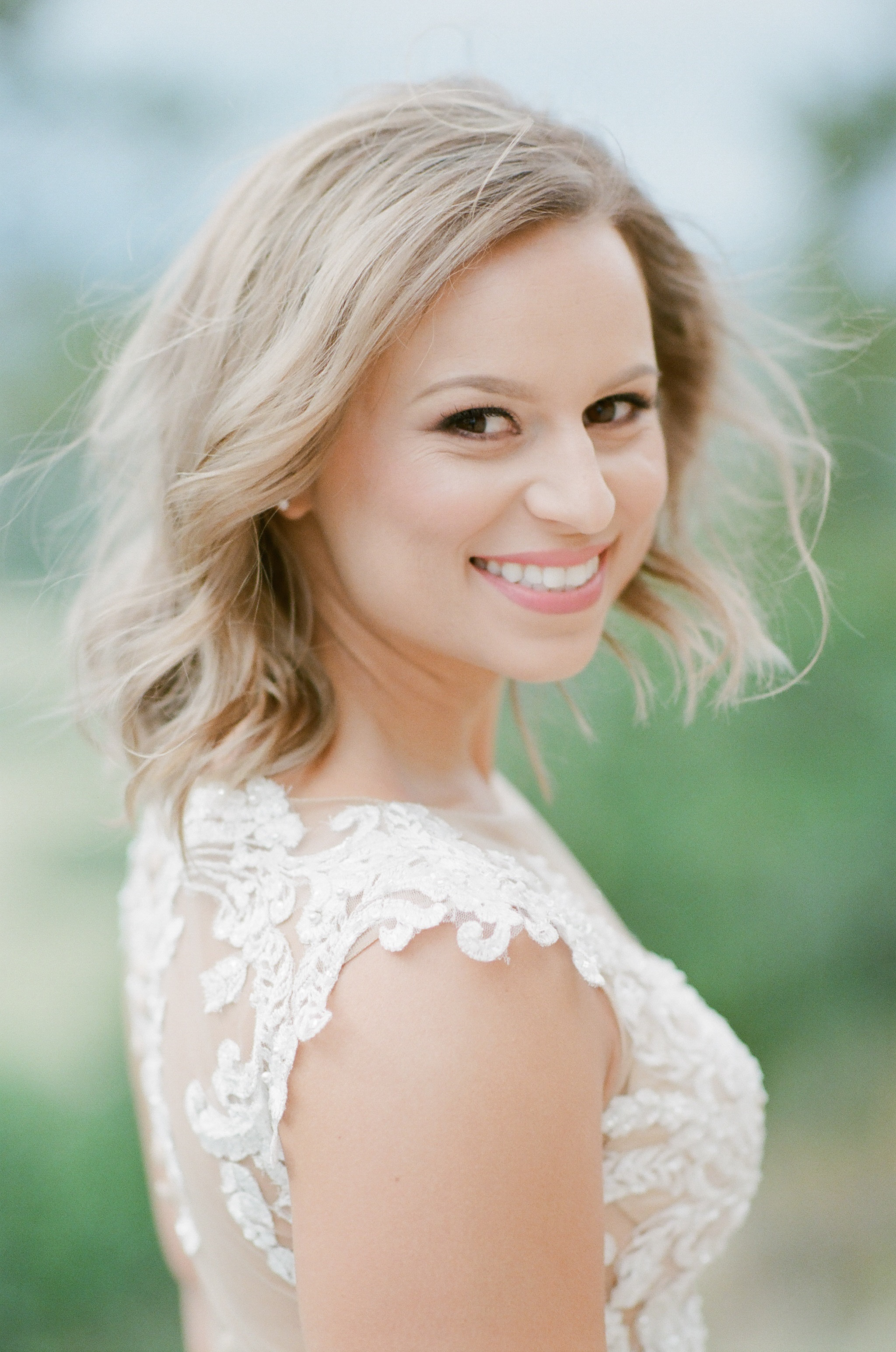 Cherokee Ranch & Castle Wedding | Wedding Makeup